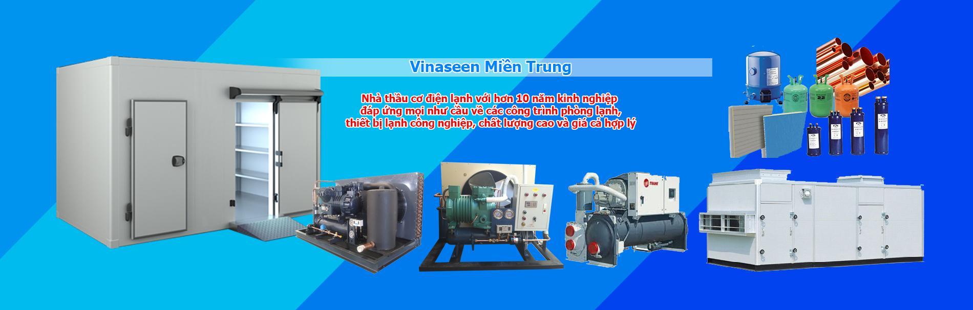 Vật tư thiết bị điện lạnh công nghiệp