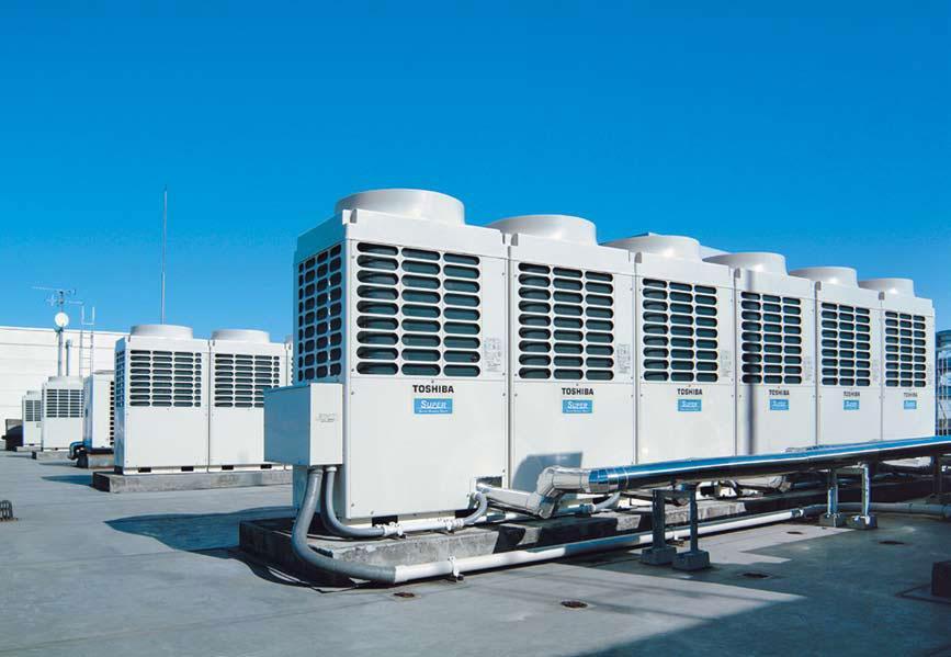Dịch vụ bảo trì bảo dưỡng sửa chữa hệ thống điều hòa công nghiệp