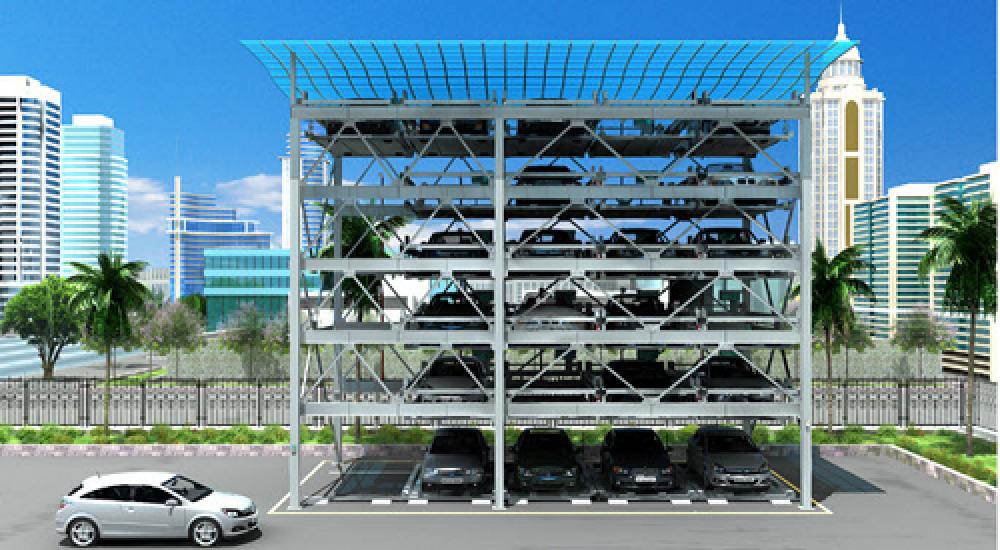 Trạm đỗ xe thông minh – giải pháp tối ưu cho các đô thị lớn ở Việt Nam