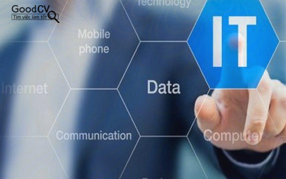 Nhân viên IT - lập trình và quản trị công nghệ thông tin