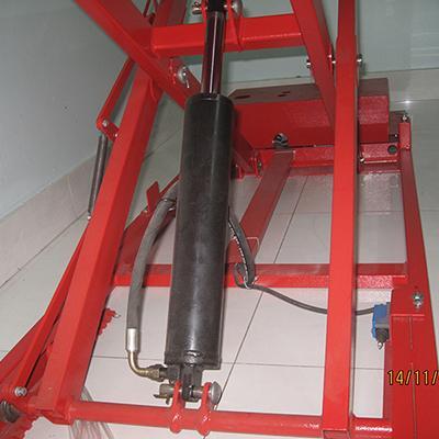 Bàn nâng xe máy điện Thủy lực - VNS - LIFT200 - C (Đặt chìm)