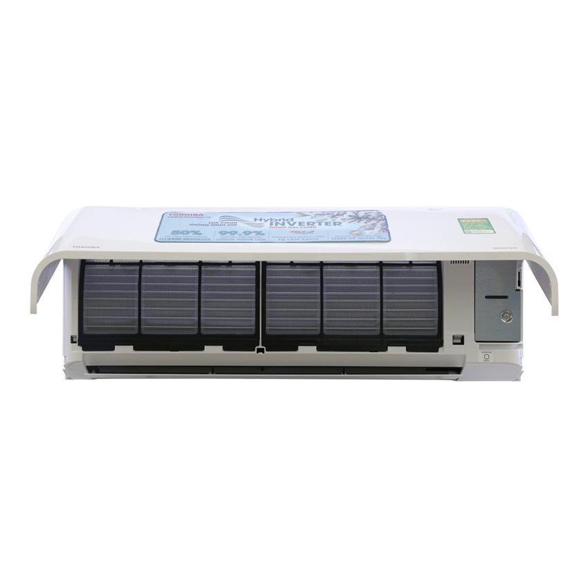 Điều Hòa 13.000BTU Toshiba RASH13BKCVV 1 Chiều Inverter